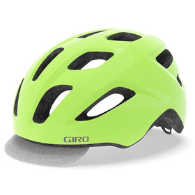 Giro Trella MIPS Casque Femme, matte highlight yellow/silver